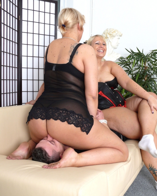 Share your Bbw domination video gallery