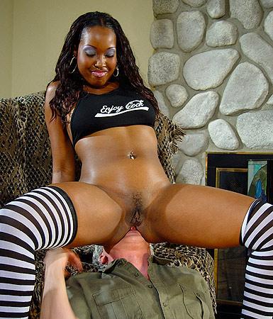 Ebony Smothering