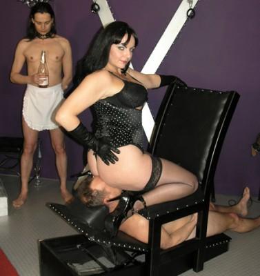 Facesitting Chair