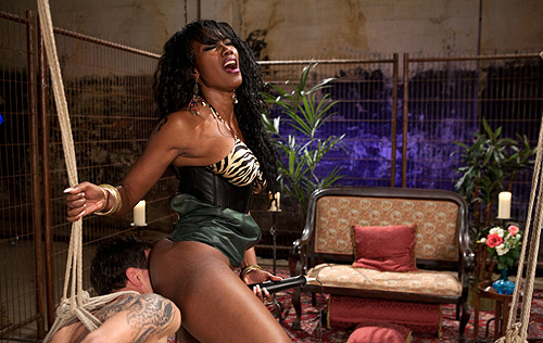 Mistress domination african